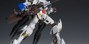 [FULL DETAILED REVIEW] P-Bandai Hi-Resolution Model HiRM 1/100 GUNDAM BARBATOS 6TH FORM: No.74 Big Size Images