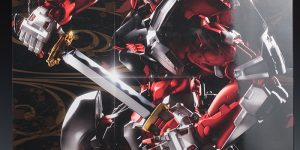 REVIEW HiRM 1/100 GUNDAM ASTRAY RED FRAME: No.88 Images, credit