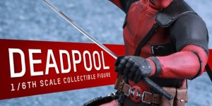 HOT TOYS 1/6 Action Figure DEADPOOL: No.20 Big Size Official Images, FULL Eng Info