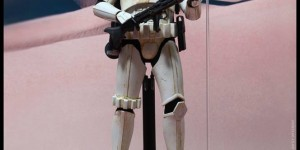 Hot Toys x Star Wars: 1/6 SANDTROOPER. Official Photoreview, Full English Info