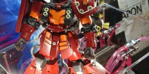 MG 1/100 PSYCHO ZAKU Ver.Ka [THUNDERBOLT] on display @ C3 TOKYO 2016. New Big Size Images, Info