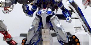 METALBUILD 1/100 GUNDAM ASTRAY BLUE FRAME FULL WEAPONS: MANY Images @ Tamashii Feature's 2016