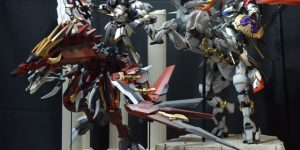 [GBWC2017] JAPAN first results: No.130 Gunpla Works Images