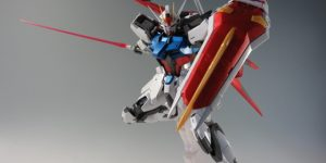 [FULL DETAILED REVIEW] P-Bandai MG 1/100 PERFECT STRIKE GUNDAM SPECIAL COATING Ver. No.57 Images, Info