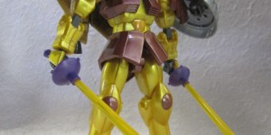 HGBF 1/144 Gyan Gya Gyan (Gunpla EXPO Limited) ASSEMBLED: Full Photoreview No.31 Images