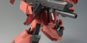 denderop's Review: P-Bandai HGUC 1/144 ZAKU III CUSTOM (Twilight AXIS Ver.)
