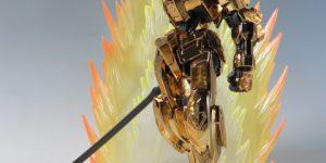 FULL REVIEW: HGIBO 1/144 GUNDAM BARBATOS GOLD PLATED Ver. Many Images