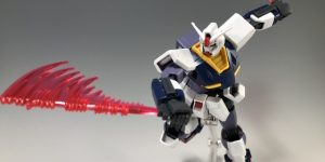 FULL REVIEW: P-Bandai HGUC CROSS DIMENSION 0079 GUNDAM PIXY full images
