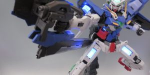 MEGA FULL REVIEW: PG 1/60 GUNDAM EXIA LIGHTING MODEL No.112 Images! ENJOY