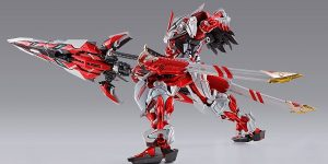 P-Bandai METAL BUILD 1/100 Gundam Astray Red Frame Kai ALTERNATIVE STRIKE Ver. FULL IMAGES, FULL INFO