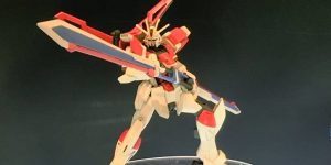 P-Bandai HGCE REVIVE 1/144 SWORD IMPULSE GUNDAM on display @ 56th All Japan Model Hobby Show 2016: Big Size Images, Info Release