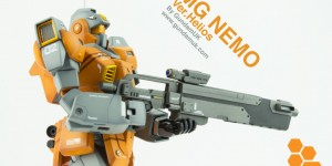MG Nemo Ver.Helios: Wok by GundamUK PHOTO REVIEW, Info