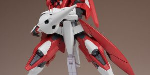FULL REVIEW: P-Bandai MG 1/100 DEBORAH's ADVANCED GN-X (No.46 Big Size Images)