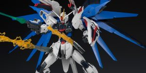 FULL REVIEW: P-Bandai MG 1/100 EXPANSION EFFECT SET for MG 1/100 Freedom Gundam Ver.2.0 Many Big Size Images