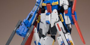 FULL REVIEW: P-Bandai ENHANCED EXPANSION PARTS for MG 1/100 ZZ GUNDAM Ver.Ka