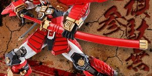 P-Bandai METAL ROBOT魂 MUSHA GUNDAM: Full Official Big Size Images, Info Release