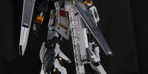 judo1688's MG RX-93 Nu Gundam Ver.Ka + H.W.S. Kai: Full REVIEW, Info