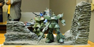 郡山市 Real Robot Modelers Exhibition 2014 @ Koriyama: PHOTOREPORT No.93 Big Size Images of Diorama and Custom Gunpla!