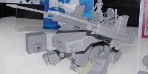 MEGAHOBBY EXPO 2016 SPRING: Upcoming Gundam, Others. PHOTOREPORT  A LOT OF IMAGES