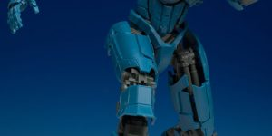 [FULL DETAILED REVIEW] Plamax Max Factory 1/350 GIPSY DANGER [PACIFIC RIM] No.60 Big Size Images