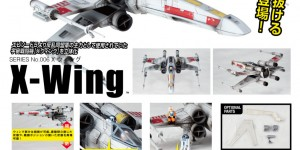 Revoltech x Star Wars: X-WING Update Official Images, Info Release