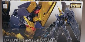 FULL REVIEW: RG 1/144 UNICORN GUNDAM 02 BANSHEE NORN [Premium Unicorn Mode BOX] Many Images
