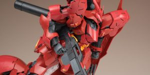 RG 1/144 SAZABI Full REVIEW, info credit [PART ONE] No.92 Images