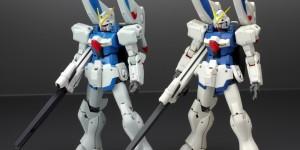 ROBOT魂 Victory Dash Gundam Full Photoreview No.37 NEW Big Size Images
