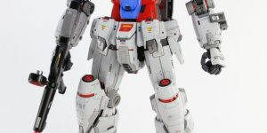ehgkhgk's IMPROVED WORK: PG 1/60 RX-78GP01 Gundam Zephyranthes. Full REVIEW, WIP too