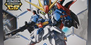 SDCS (Frame Included) ZETA GUNDAM REVIEW