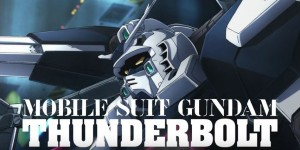 This is the worst battlefield in the One Year War! Gundam Thunderbolt Anime's Teaser Streamed, Info, Images