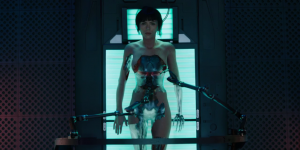 SCARLETT JOHANSSON's GHOST IN THE SHELL THE MOVIE: No.37 Big Size Images from the 1st Official Trailer, Behind the Scenes, Props, others!