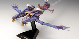 W.H.A.M.! (WAVE HIGH ADVANCED MODEL)[EVANGELION 3.0] Wave's AAA WUNDER: Official Big Size Images, Info Release