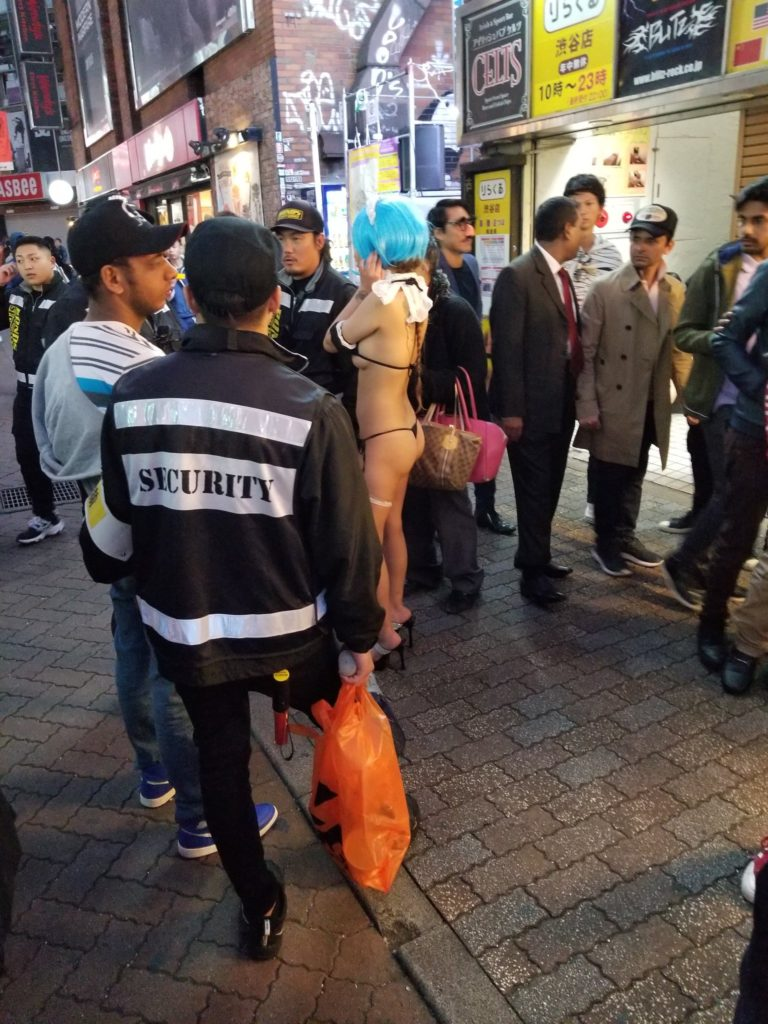 Shibuya Halloween: 9 people arrested for theft, assault, and groping. Images, info, credits